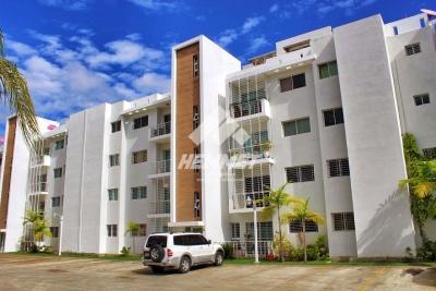 Moderno apartamento con piscina y area social