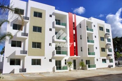 Apartamento renta llanos gurabo santiago con piscina