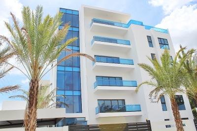 Exclusivo apartamento renta con linea blanca la esmeralda