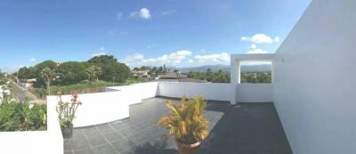 Penthouse con terraza abierta y mezzanine