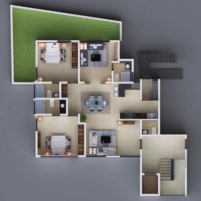 CityMax vende apartamento en Cerros de Gurabo, Santiago