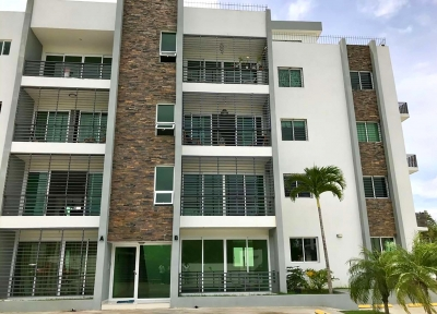 Apartamento con Patio en Venta en República Dominicana