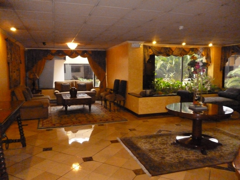 Alquilo Suite Amoblada en edificio Torres Swissotel Quito