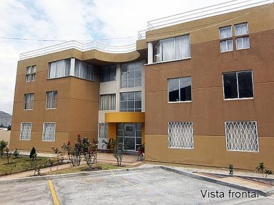 Departamento Mitad del Mundo, 81m2 de construcción, Urb. Oasis $52.000 Inf: 2353232, 0997592747, 0992758548