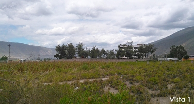 Terreno Huasipingo, sector Mitad del Mundo, 1.400m2 $85.000 Ventas: 2353232,0997592747,0958838194