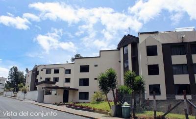 Departamento de venta en Quito, sector Iñaquito Alto, conjunto Brisas, 2 dormitorios $91.000 Inf: 2353232,0997592747,0958838194
