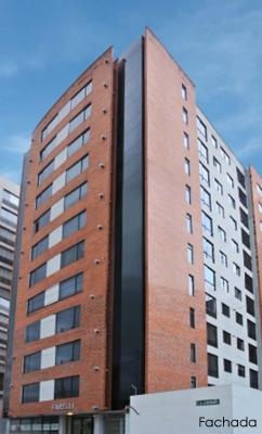 Arriendo departamento La Carolina,amoblado,62m2,edificio Farelli $550 Inf: 2353232,0997592747,0958838194