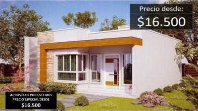 PLAN DE CONSTRUCCIÓN EN TERRENO PROPIO. DESDE $16,500