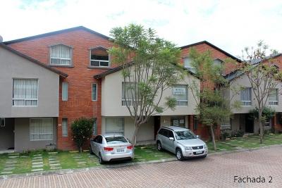 Casa Alcazar de Toledo en arriendo, 3 pisos, 4 dormitorios, piscina comunal, guardianía $450 2353232,0997592747,0958838194