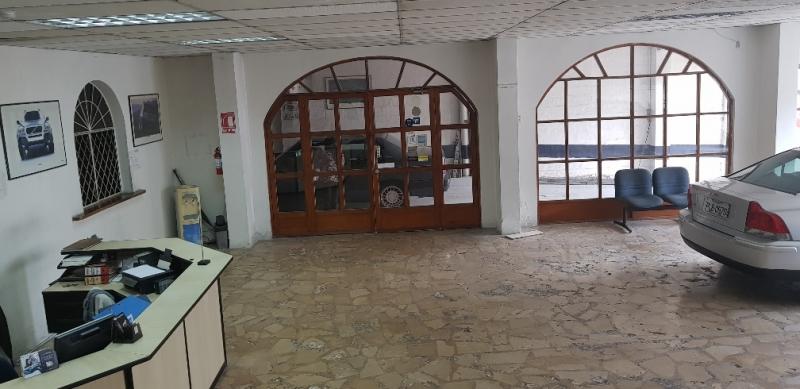 GALPÓN DE ARRIENDO SECTOR EL INCA, LA DAMMER