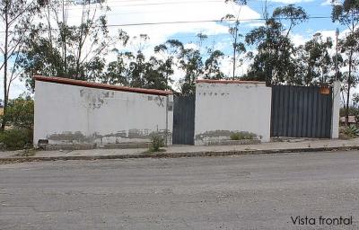 Terreno La Marca, con cerramiento, columnas levantadas para casa, bodega $55.000 Inf: 2353232,0997592747,0958838194