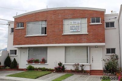 Casa de venta, conjunto Los Cantaros, sector Pusuqui, con mejoras $108.000 2353232,0997592747,0958838194