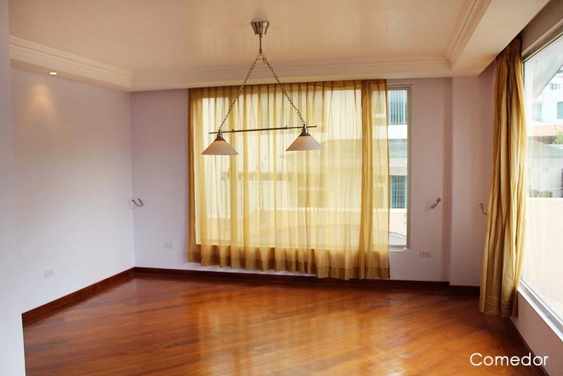 Urbanización El Condado, arriendo departamento segundo piso, 200m2 , acabados de primerqa $800 incluye condominio, 2353232, 0958838194, 0997592747