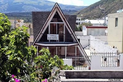 Pusuqui, casa independiente, sector John F. Kennedy, frente a Dos Hemisferios, diseño novedoso $105.000 Ventas: 2353232, 0958838194, 0997592747