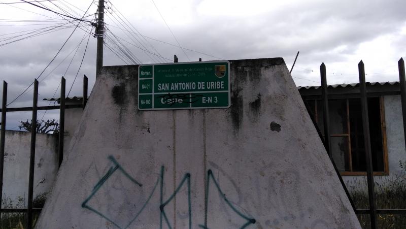 6.696,93 m2 VENDO TERRENO EN MACHACHI URB. SAN ANTONIO DE URIBE