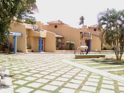 Cod 347. Bello Townhouse Vacacional En Venta. Tucacas. 200 M2.