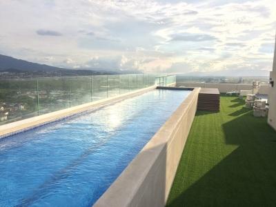 Espectacular Apartamento En Alquiler, En Lagunilla, Heredia