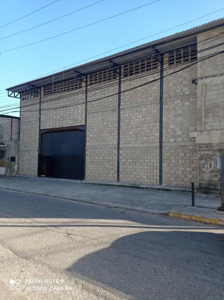 Intercomunal Turmero Maracay - Locales Industriales y Galpones