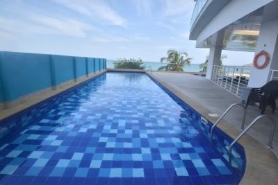 apartamento en venta vista al mar Santa Marta