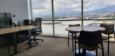 CITYMAX Renta Oficina Moderna y Amueblada en Escazu, San Jose Costa Rica