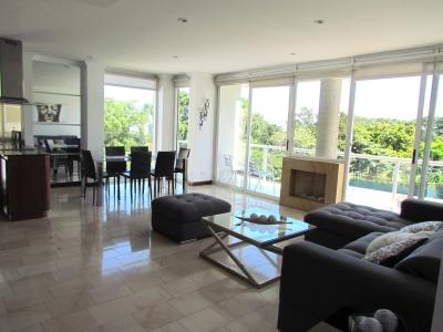 Apartamento en Escazú / Amueblado, Vistas al Golf, ubicación  #1232