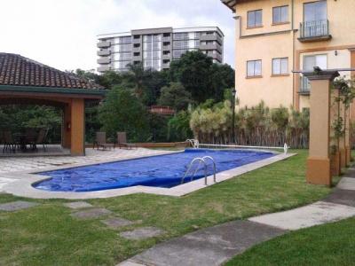 Apartamento amueblado en alquiler en San Rafael, Escazú