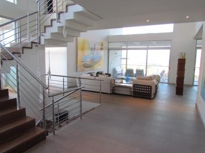 Lujosa Casa en Escazú / Vistas, Condominio Exclusivo #7241