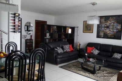 Casa en alquiler, Escazu Condominio Tirreno, Bello Horizonte