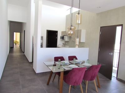 Apartamento en Escazú / Contemporáneo, terrazas, vistas #10118