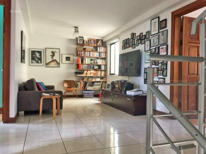 Alquiler de Casa, 3 Hab, Oficina, en Condo con Piscina, Tenis, Escazu