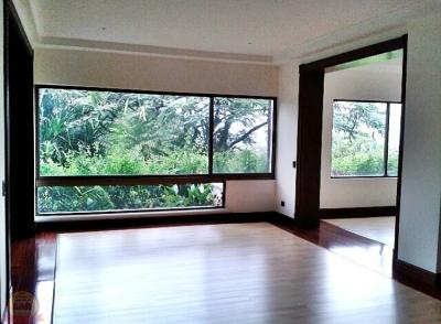 Apartamento en Escazú / En 1er piso de 3hab en condo Linda Vista a 200m de La PaCo.