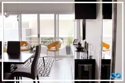 Apartamento moderno en Santa Ana