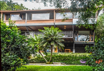 Casa en Santa Ana / Gran Terreno, Comunidad Cerrada Exclusiva #9737