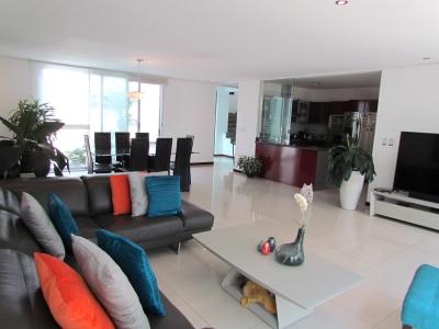 Casa en Santa Ana / Contemporánea, Luminosa, Espaciosa #8660
