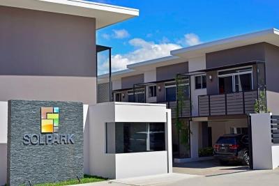 Se vende de oportunidad  Town House en Condominio SolPark* Pozos de Santa Ana*.