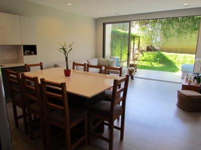 Apartamento en Brasil de Mora / Moderno, Nuevo, Jardín privado #10055
