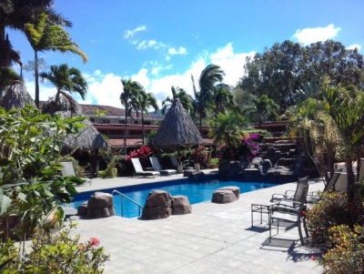 Casa amueblada en alquiler en Pozos, Santa Ana