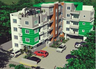 CityMax Vende Apartamento en Ensanche Ozama de 3 Habitaciones