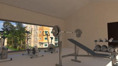 Apartamento en Prado Oriental con una buena terminación