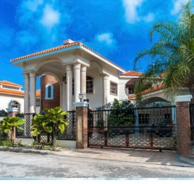 Venta casa mansion Santo Domingo Este
