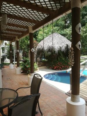 Preciosa casa en Pacific All Season, con piscina privada.