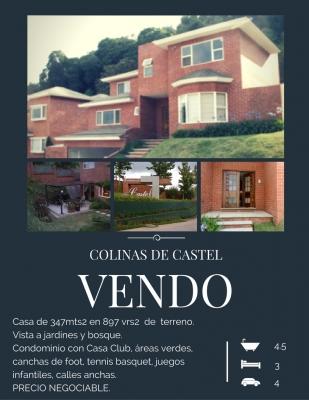 Casa en venta Colinas de Castel
