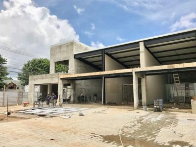 Alquilo locales comerciales nuevos para estrenar km 19 al Salvador excelente punto