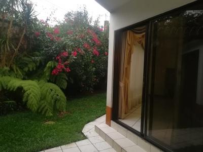 Linda y amplia casa en renta en Carretera a El Salvador, Cruce a Olmeca