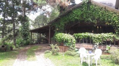 Casa tipo Cabaña Muxbal