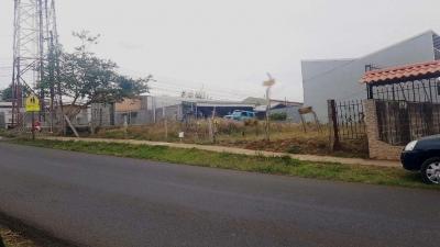 San Rafael, Concepción Heredia Lote: Área 150m2