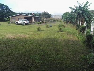 Casa y lote  San Rafael de Heredia. Calle los Manzanos