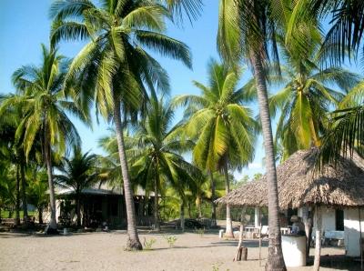 Propiedad Frente al Mar, Colinda con Canal e Isleta, Playa Tulate, Retalhuleu, Guatemala