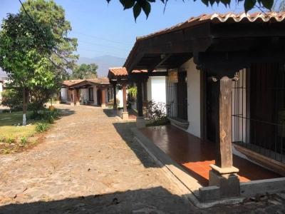 GANGA!!!  Casa de descanso en Antigua