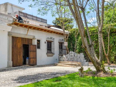 Linda casa en venta en Antigua Guatemala